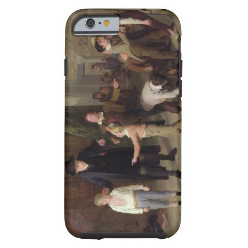 The Fight Interrupted, 1815-16 iPhone 6 Case