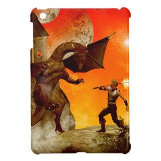 The fight iPad mini cover