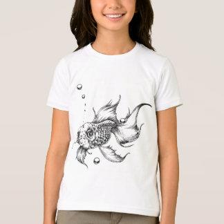 The Fighting Fish- Tee Shirt