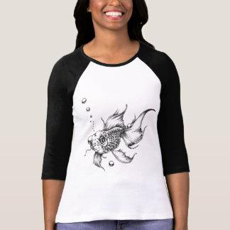 The Fighting Fish Tee Shirt