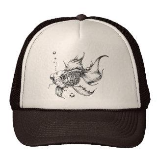 The Fighting Fish- Trucker Hat