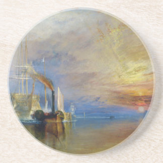 The Fighting Temeraire by J. M. W. Turner Coaster