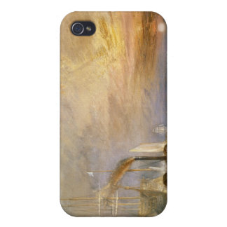"""The """"Fighting Temeraire"""" Tugged Case For The iPhone 4"""