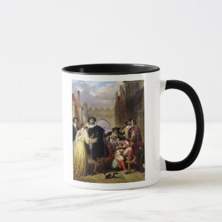 The Final Scene of 'Les Fourberies de Scapin' Mug