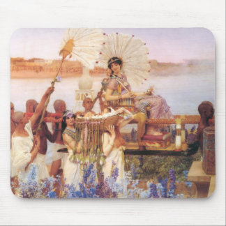 The Finding of Moses, Sir Lawrence Alma-Tadema Mouse Pad