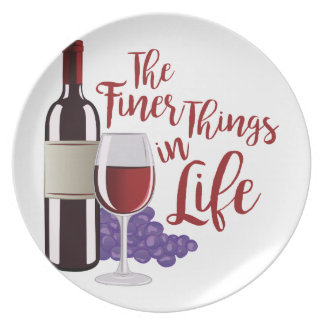 The Finer Things Plate