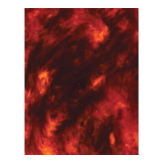 the fire abyss letterhead