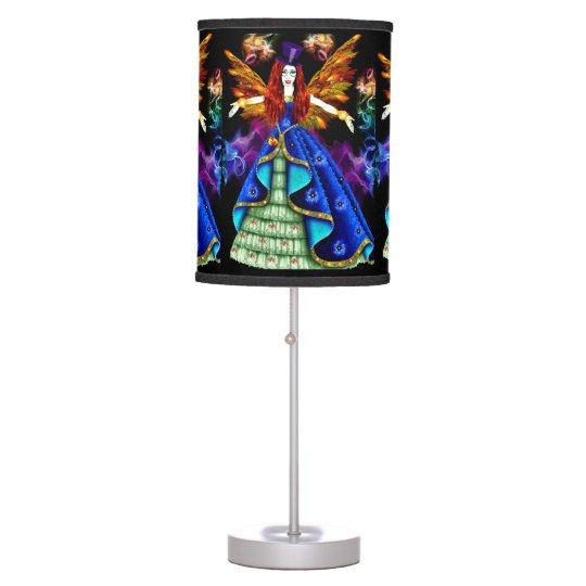 The Fire Fairy Desk Lamps