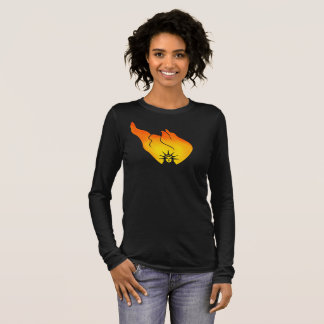 The Fire of Liberty Long Sleeve T-Shirt