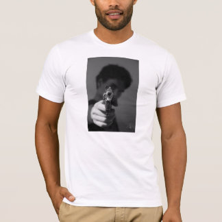 """The firearm of the love which kills "" T-Shirt"