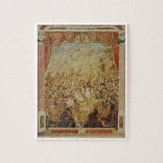 The First Appearance of William Shakespeare (1564- Jigsaw Puzzle