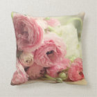 The first bouquet pillow