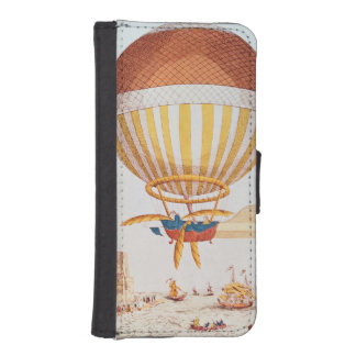 The First Channel Crossing Phone Wallet Case