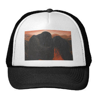 The First Offerings (abstract surrealism) Trucker Hat