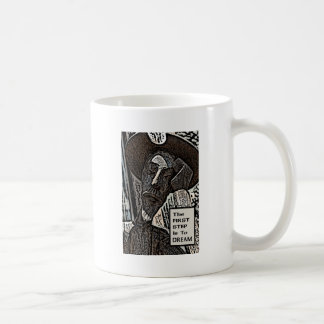 The First Step Coffee Mug