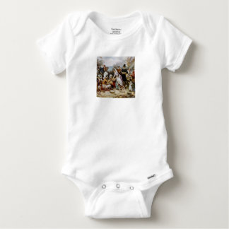 The First Thanksgiving Baby Onesie