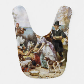 The First Thanksgiving Bib