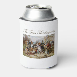 The First Thanksgiving Can Cooler