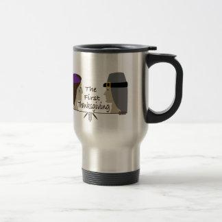 The First Thanksgiving Mug