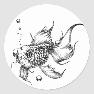 The Fish- Sticker