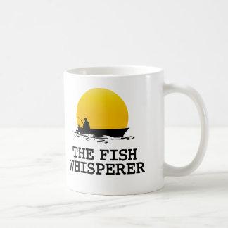 The Fish Whisperer Classic White Coffee Mug