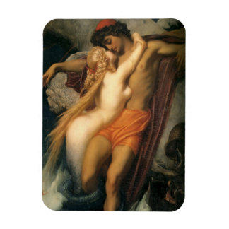 The Fisherman and the Siren [Frederic Leighton] Magnet