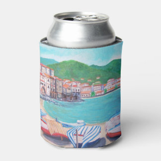 the fishing village of Cefalu, Can Cooler