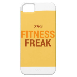 The Fitness Freak-Orange Case For The iPhone 5