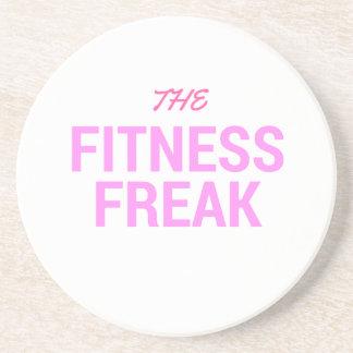 The Fitness Freak-Rose Coaster