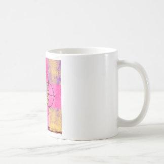 The Five Sacred Circles Coffee Mug