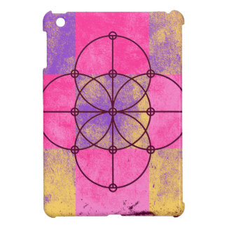 The Five Sacred Circles Cover For The iPad Mini