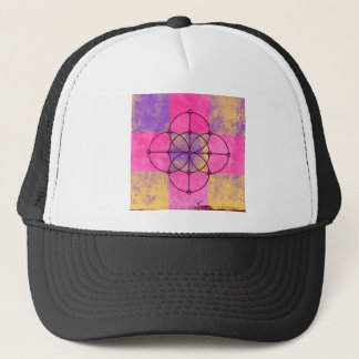 The Five Sacred Circles Trucker Hat
