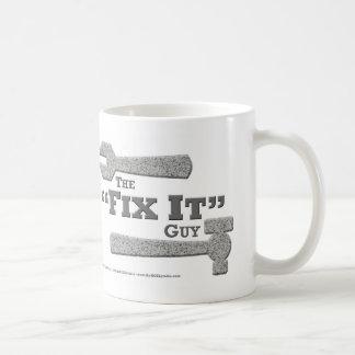 """The """"Fix It"""" Guy Mug"""