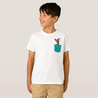 The Fixies | Chewsocka in the pocket T-Shirt