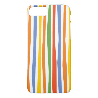 The Fixies | Multicolored Striped iPhone 8/7 Case