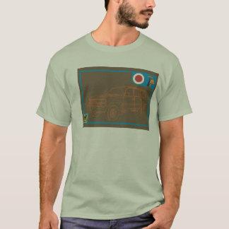 The fj80 Land Cruiser T-Shirt