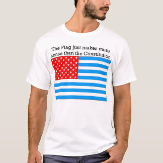 The Flag Makes Sense T-Shirt