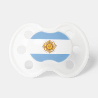 The Flag of Argentina Pacifier
