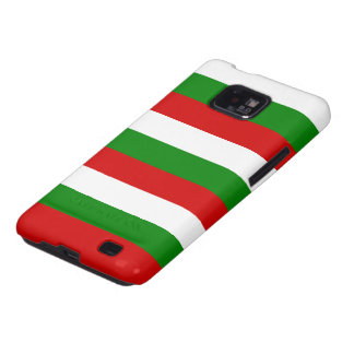 The Flag of Bulgaria Galaxy S2 Covers