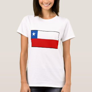 The Flag of Chile T-Shirt