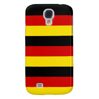 The Flag of Germany Samsung Galaxy S4 Cover