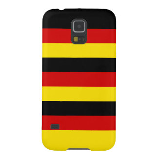 The Flag of Germany Cases For Galaxy S5