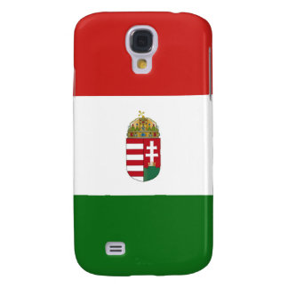 The flag of Hungary