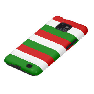 The Flag of Hungary Samsung Galaxy SII Covers