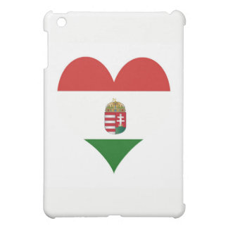 The flag of Hungary iPad Mini Cases