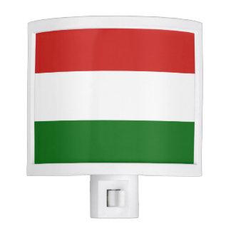 The flag of Hungary Nite Light