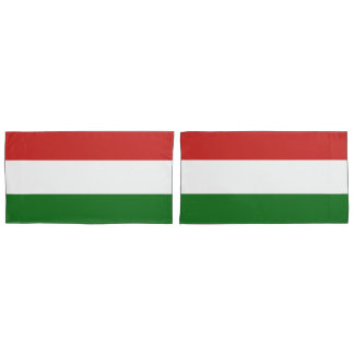 The flag of Hungary Pillowcase