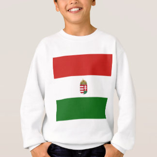 The flag of Hungary Sweatshirt