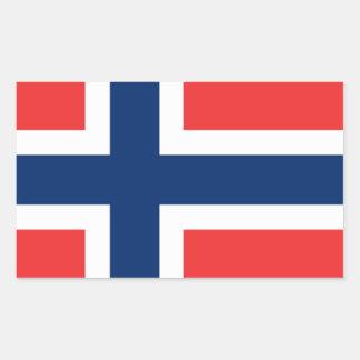 The Flag of Norway - Scandinavia