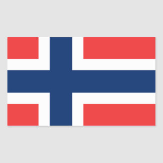 The Flag of Norway - Scandinavia Sticker